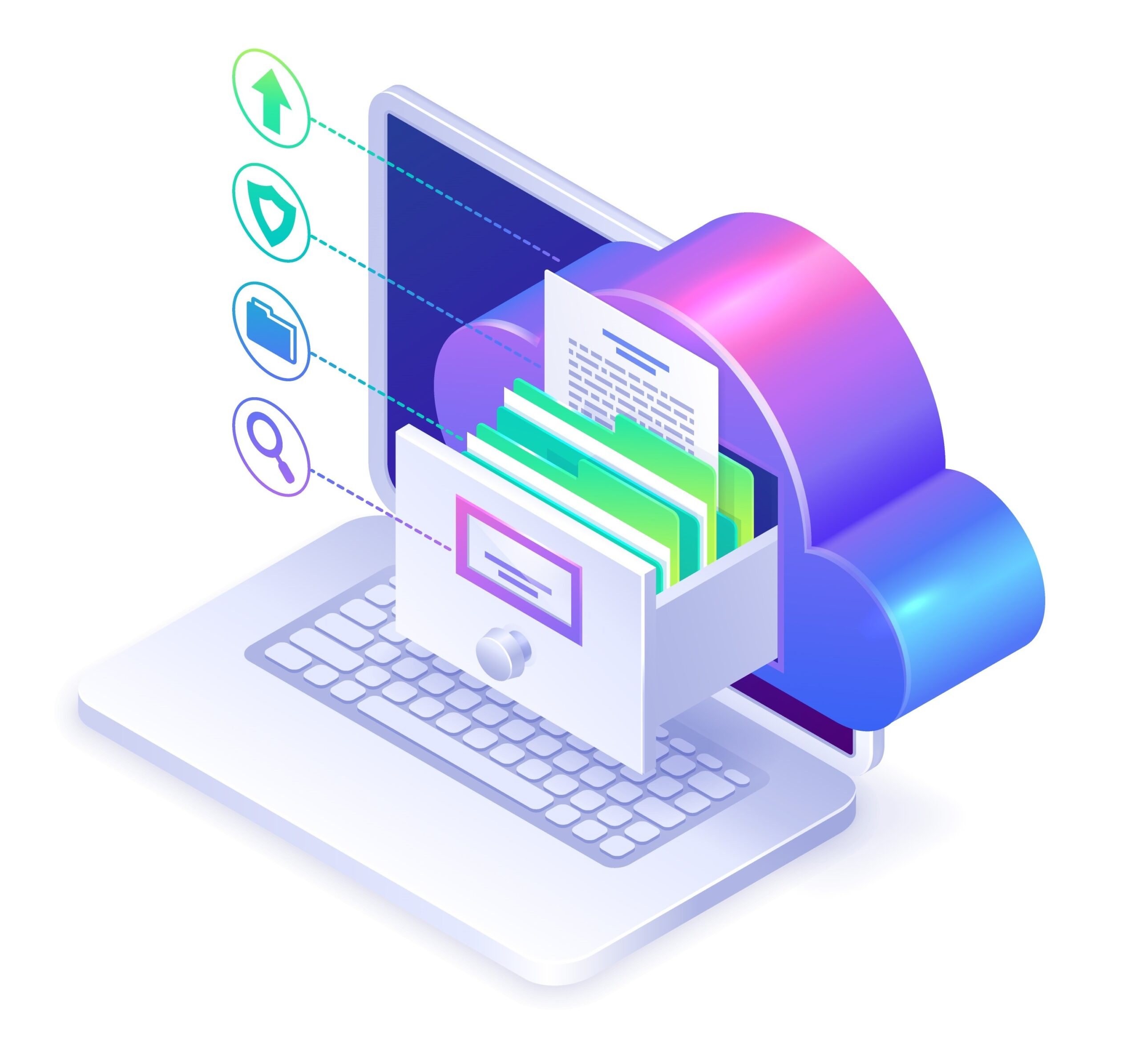 Module 6 – Cloud computing, as the future for managing and storing data